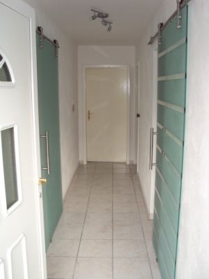 Eingangsbereich - Wohnung UG