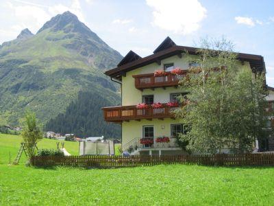 Apart Renate in der Ferienregion Galtür/Ischgl/Paznaun  **** Appartement Silvretta für  6 Personen****