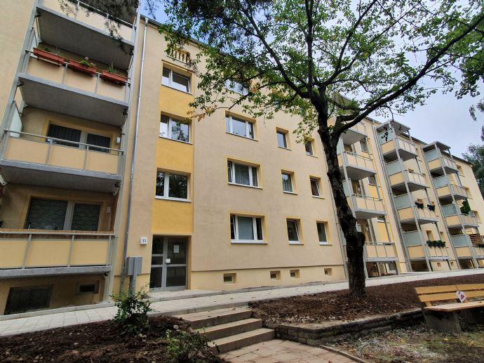 Wohnen im Grünen Stadtteil Alt-Bieblach