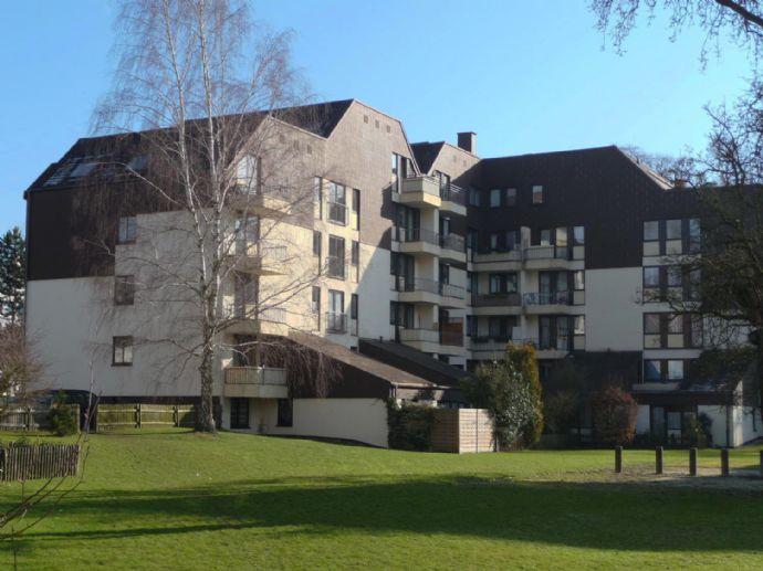 **2 Zimmer-Wohnung mit Balkon in Neheim City**