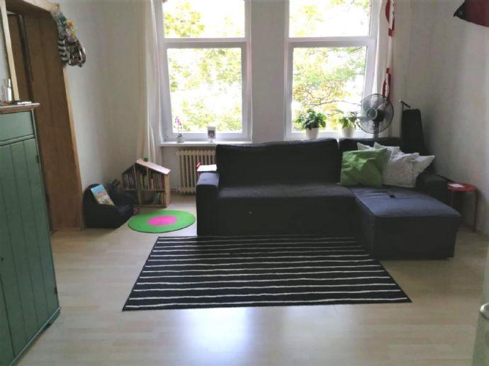 2-Zi.-Whg. im Gründerzeithaus Nähe Bürgerpark