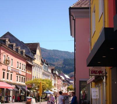 Waldkirch Ladenlokale, Ladenflächen