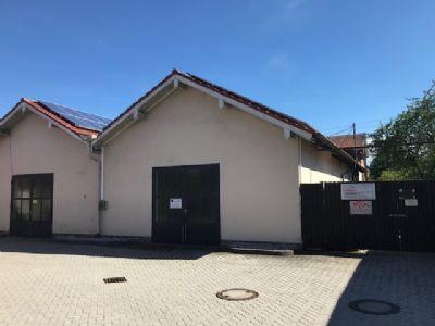 Schongau Halle, Schongau Hallenfläche