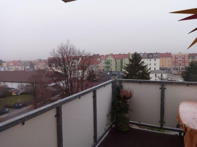 **Top 5-Raumwohnung über den Dächern von Senftenberg**