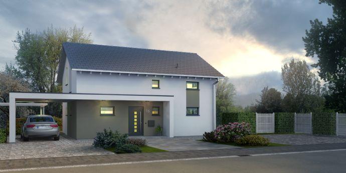 Wohnen wo andere Urlaub machen - Energiesparhaus mit Grundstück