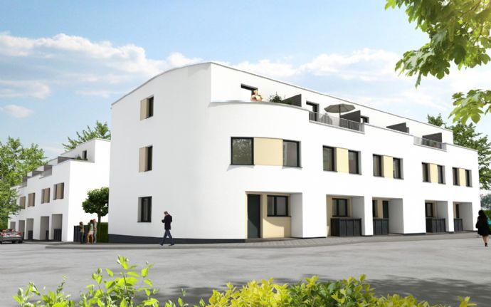 KfW-55 -Stadthaus förderfähig mit Dachterrasse