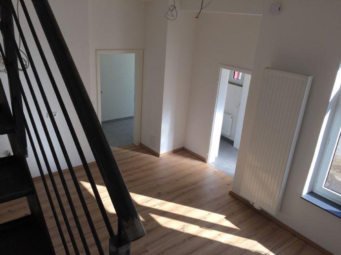 Alt & Neu : Charmante Wohnung am Westpark