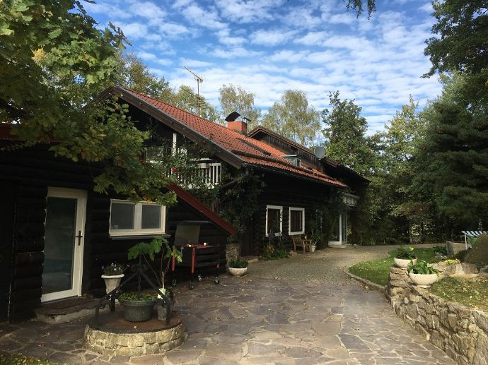 *Traumhafter Landsitz in naturverbundener Randlage* Nähe St. Englmar