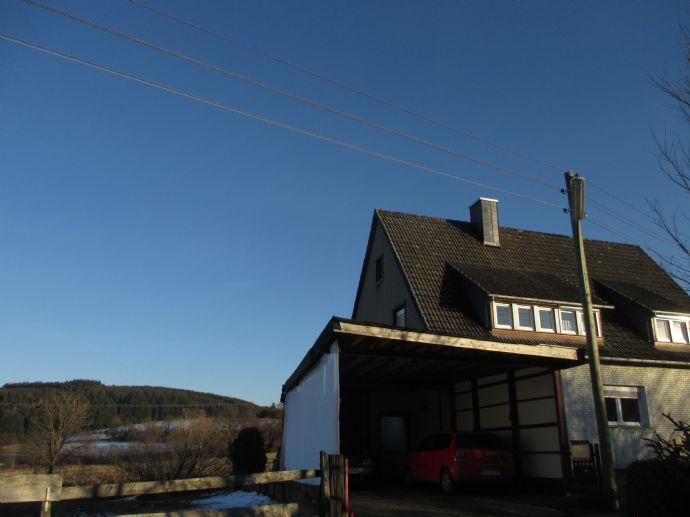 Top Angebot DHH.komplett renoviert,in Bad Berleburg Ot