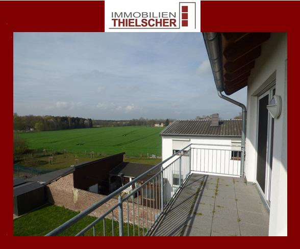 Hochwertig ausgestattete Maisonettewohnung mit Balkon und Stellplatz in Geilenkirchen-Gillrath