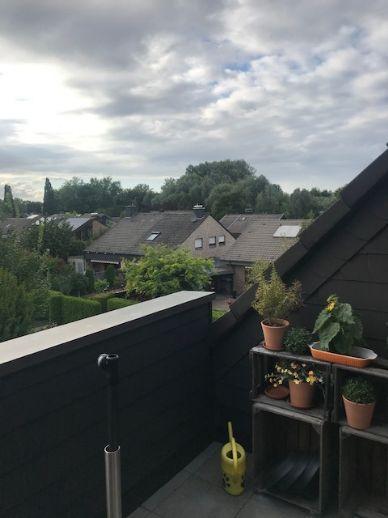 Traumhafte Maisonette-Dachgeschoss-Wohnung in Münster-Wolbeck
