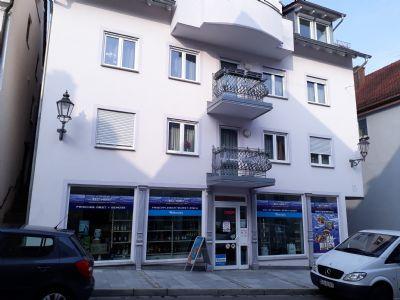 Pfullendorf Ladenlokale, Ladenflächen