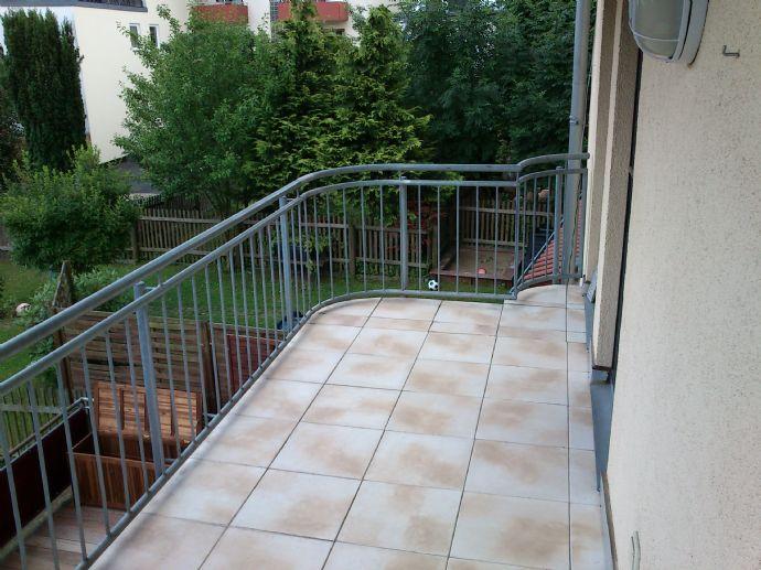 2-Zimmer-Wohnung in Bad Hersfeld, mit Balkon, TOP-Lage zentrumsnah !!!
