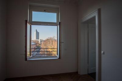 Blick zum Augustusplatz