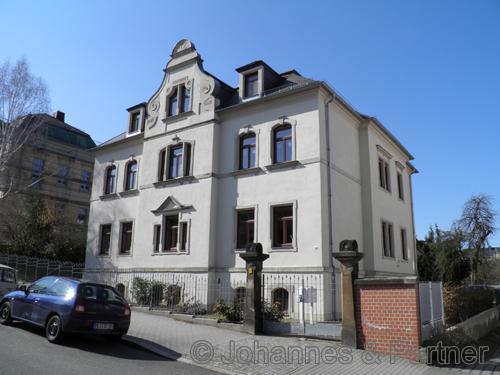 3 Zimmer-Wohnung im Dach in Dresden-Plauen