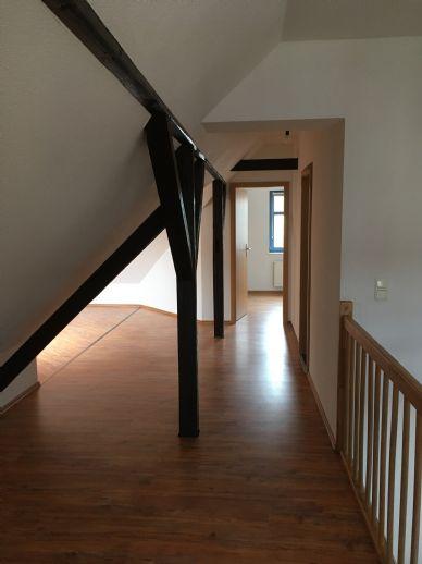 geräumige Dachgeschosswohnung in Bad Berka zu vermieten
