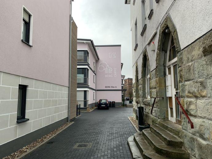 Solingen, barrierefreie 3-Zimmer-Wohnung mit Balkon, in ruhiger, zentraler Lage, Neubau