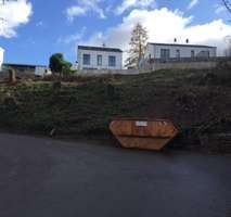 Baugrundstück für großzügiges 1-2 Familienhaus, oder Doppelhaus auf dem Bübinger Berg, Hanglage