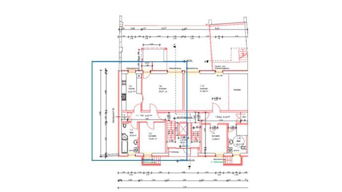 2-Zimmer-Wohnung in Brandenburg an der Havel zu vermieten