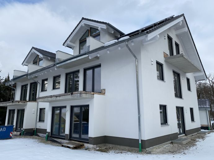 3 ZKB - 91m² - hochwertiger Neubau in zentraler Lage in klimafreundlicher Ziegelbauweise