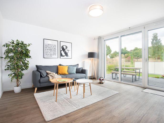 Viel Platz für die ganze Familie - Schönes Reihenendhaus in Hamm - 145 m² Familienglück