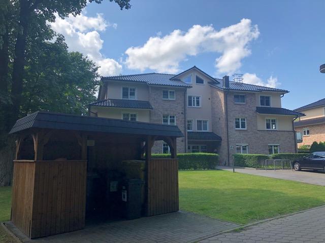 Bargteheide, barrierefreie 3,5 bis 4-Zimmer-Penthouse-Maisonette-Wohnung mit Ausbaureserve zu vermieten, Stellplatz möglich