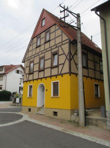 Einfamilienhaus mit Garage (Gastherme neu)