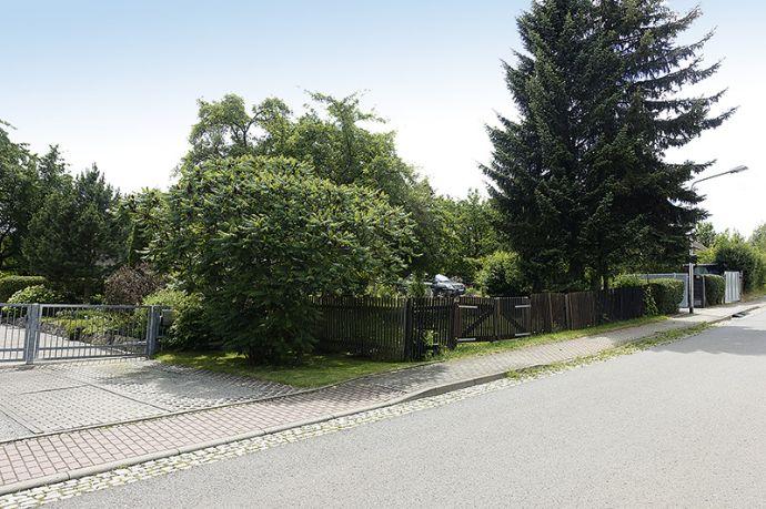 Baugrundstück in Greiz OT Irchwitz