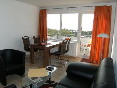 Cuxhaven - Wohnung mit Balkon in der 2. Etage