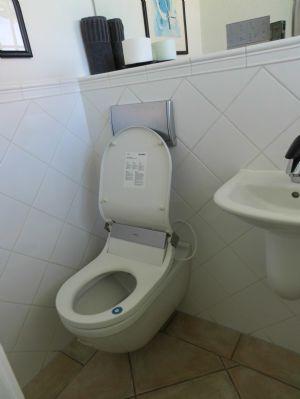 Gäste-WC (waterclosett)