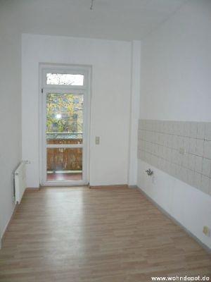 3 Raum Wohnung Balkon Laminat Leipzig St Tteritz