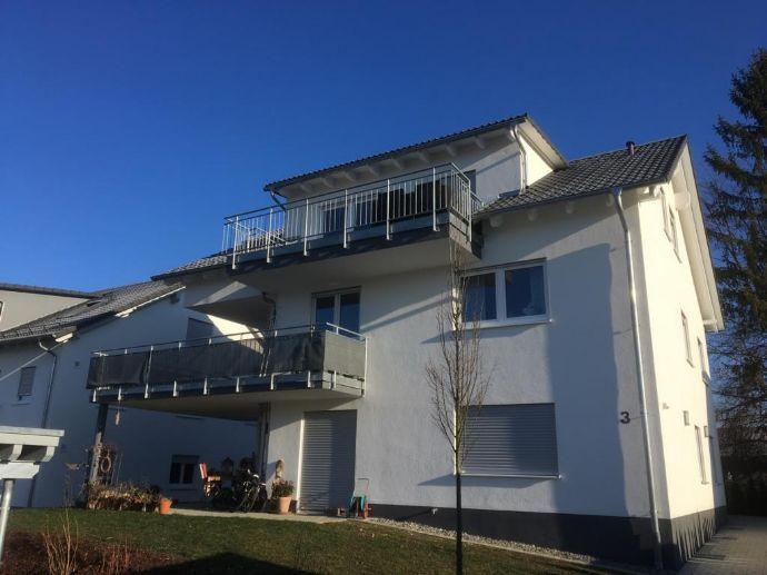 Bisingen - Moderne 3,5-Zimmer-Wohnung mit Balkon zur Miete!