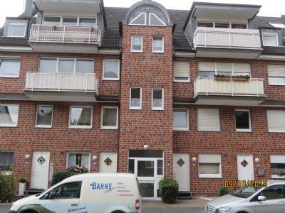 Sehr schöne 65 m² 2-Zimmer-Wohnung mit Balkon in Hamm-Mitte.