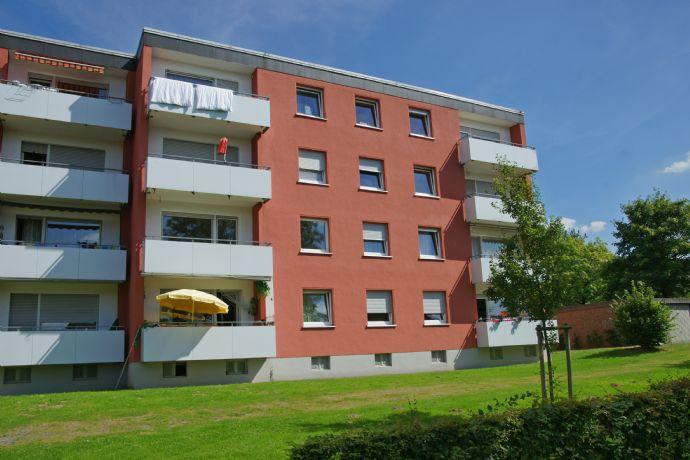 3 Zimmerwohnung  in Wickede Ruhr mit Loggia