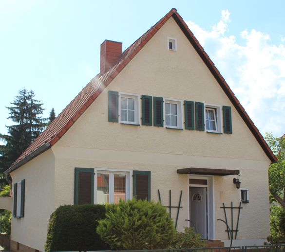 Charmantes Einfamilienhaus aus den 30igern
