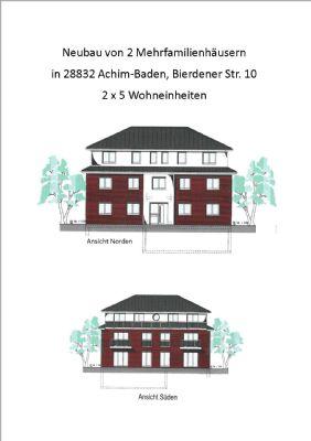 Achim Wohnungen, Achim Wohnung mieten