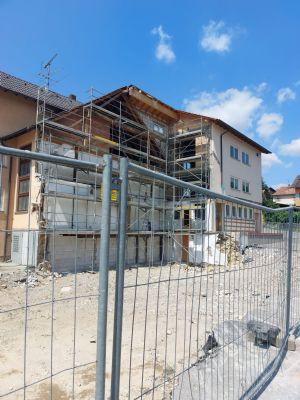 Grundstück mit einem Bestandsgebäude