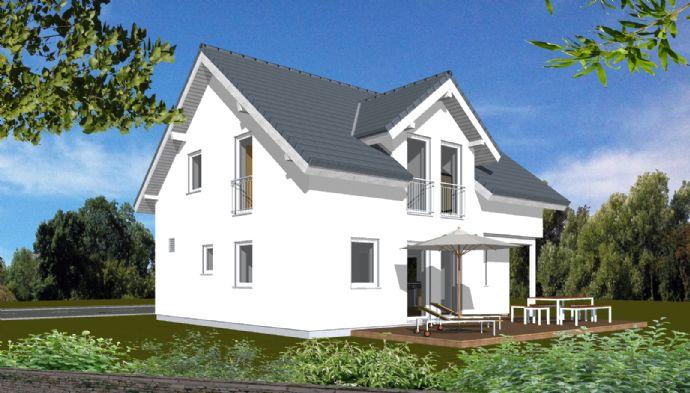++Neue Grundstücksgröße ++ Neubau eines schlüsselfertigen KFW40 Einfamilienhauses in Blansingen