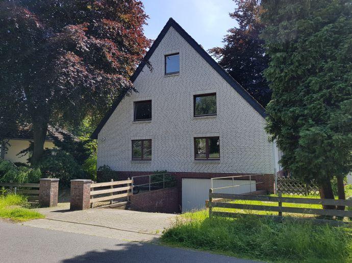 Schönes Wohnen im Grünen in ruhiger Wohnstrasse im Mehrfamilienhaus