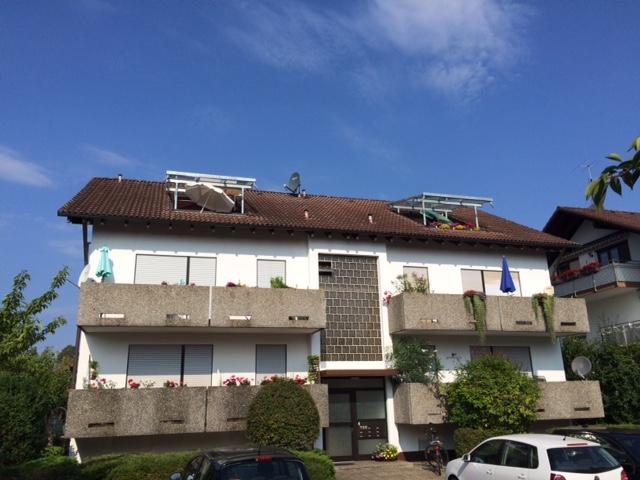 Ideale Kapitalanlage in Freiburg Waltershofen mit 8 Wohnungen!