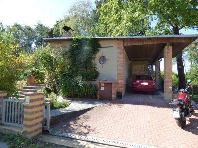Garten + Häuschen auf Eigentumsland im Lausitzer Seenland