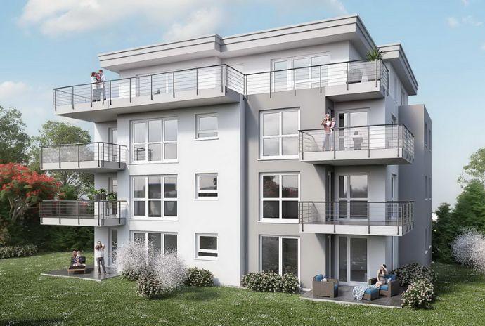 Das ist Wohn-Luxus! Penthouse-Traum mit wahnsinns Dachterrasse !