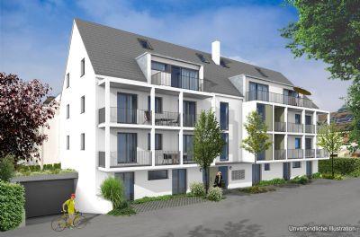 provisionsfrei 4 zimmer wohnung im neubau effizeinzhaus mit terrasse terrassenwohnung. Black Bedroom Furniture Sets. Home Design Ideas