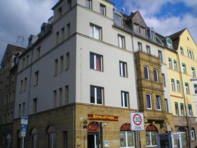 Architektenwohnung hoch über den Dächern von Nürnberg mit