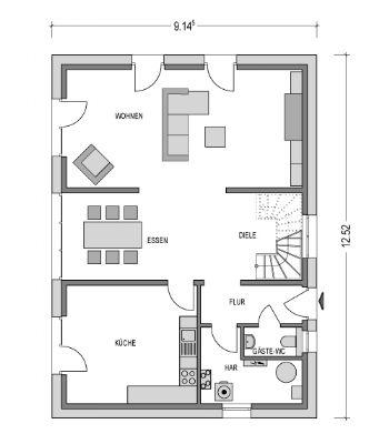 traumhaus in bester lage inkl grundst ck sucht sympatische familie einfamilienhaus gaggenau. Black Bedroom Furniture Sets. Home Design Ideas