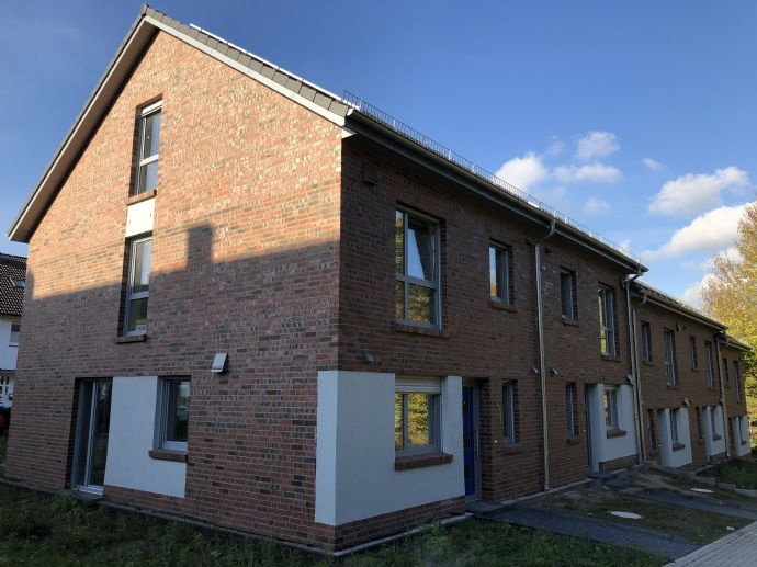 Neubau Reihenmittelhaus am Schölerberg