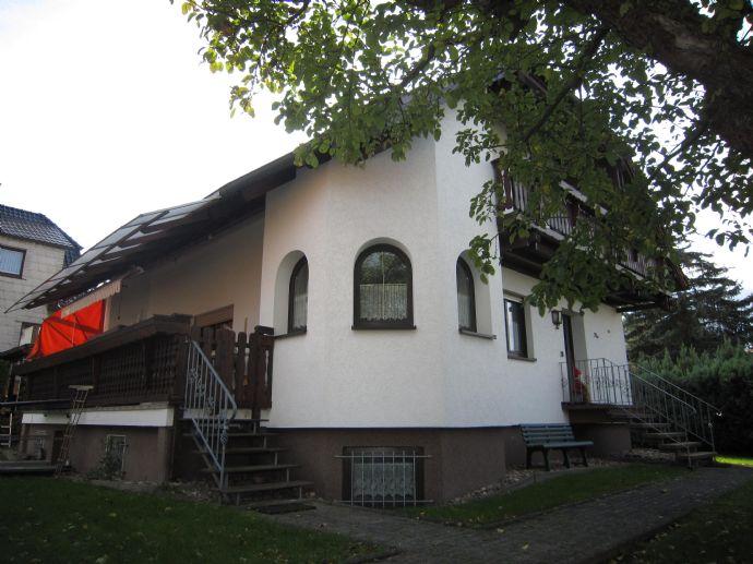 Einfamilienhaus in ruhiger Lage von Leimbach bei Bad Salzungen