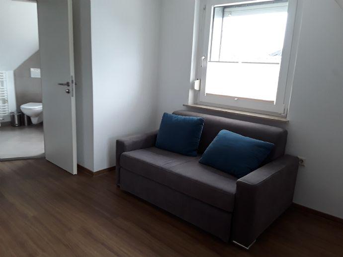 Vermietung möbliertes Apartment
