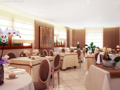 bei Luxeuil-les-Bains Gastronomie, Pacht, Gaststätten