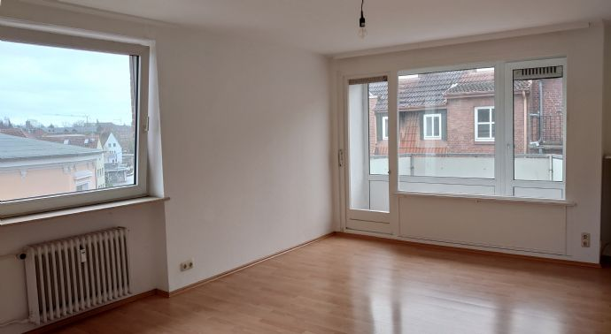 2-Zimmer Wohnung Wedeler Altstadt - Zentrale Lage